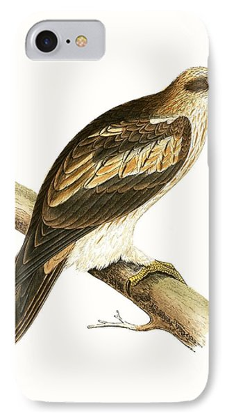 Booted Eagle IPhone 7 Case by English School
