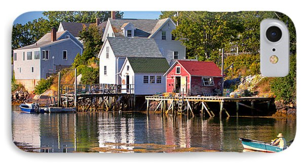 Boothbay  Maine IPhone Case