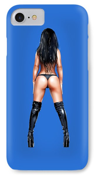 Booty 2 IPhone Case