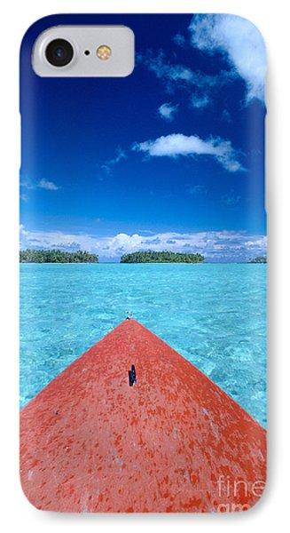 Bora Bora, View Phone Case by William Waterfall - Printscapes