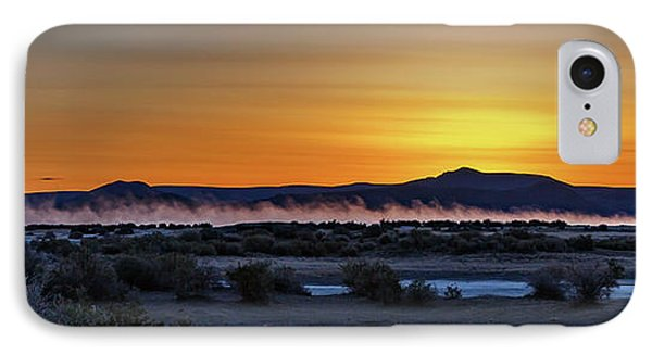 IPhone Case featuring the photograph Borax Lake At Sunrise by Cat Connor