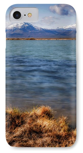 IPhone Case featuring the photograph Borax Lake by Cat Connor