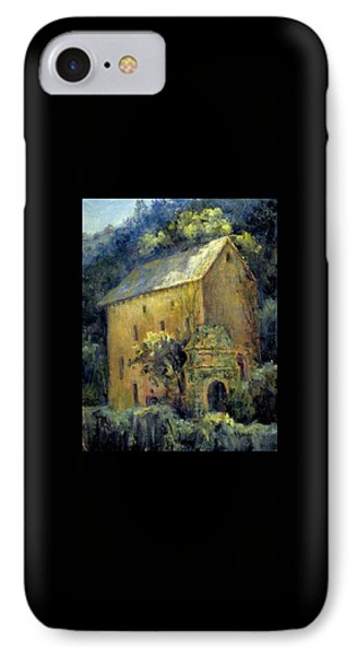 Bordeaux River Mill IPhone Case