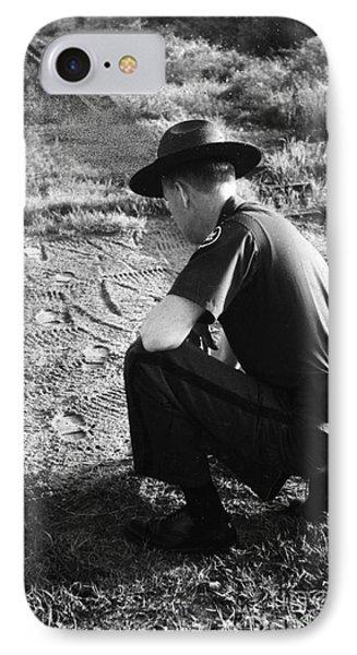 Border Patrol Inspector Phone Case by Granger