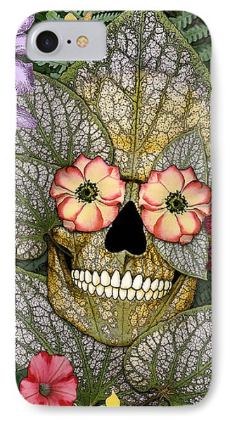 Born Again IPhone Case by Christopher Beikmann