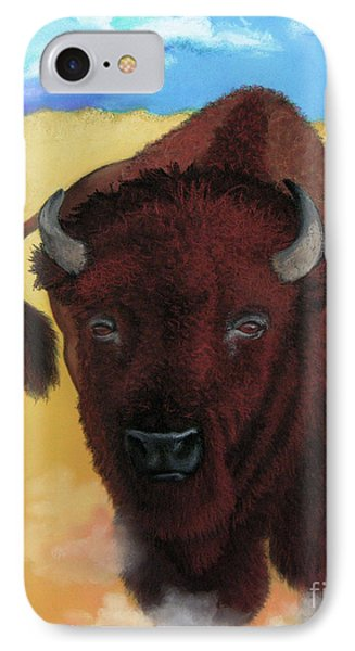 Born Of Thunder Phone Case by Tracy L Teeter