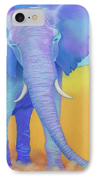 Born Of Wisdom IPhone Case by Tracy L Teeter