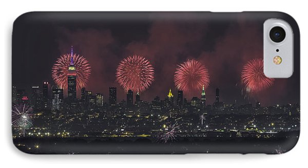 Born On The 4th Of July IPhone Case by Eduard Moldoveanu