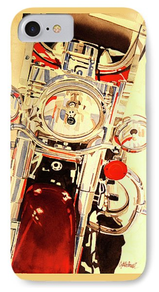 Born To Be Wild IPhone Case