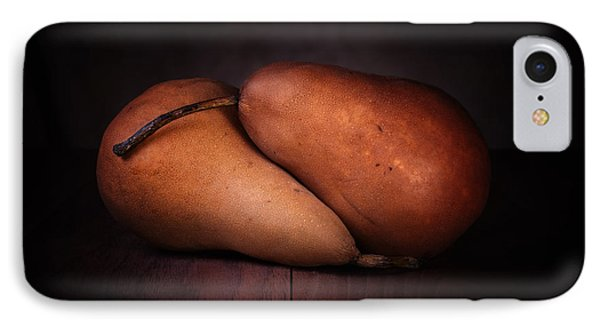 Pear iPhone 7 Case - Bosc Pears by Tom Mc Nemar