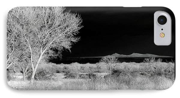 IPhone Case featuring the photograph Bosque Del Apache - Infrared by Britt Runyon