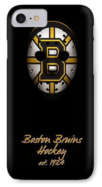 Boston Bruins Established IPhone Case by Joe Hamilton