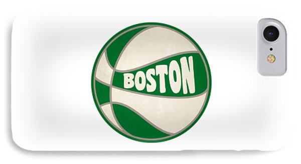 Boston Celtics Retro Shirt IPhone Case