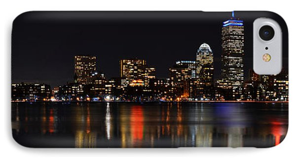 Boston Charles River Panorama 8x24 Ratio IPhone Case by Toby McGuire