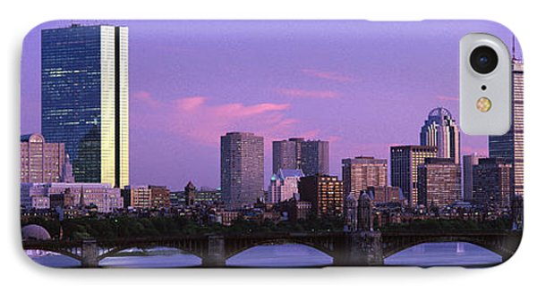 Boston Ma IPhone Case by Panoramic Images