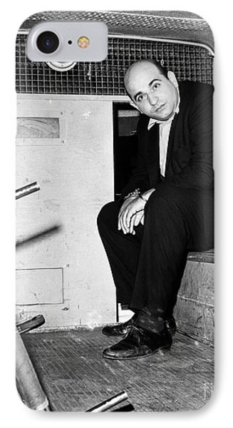 Boston: Police Wagon, 1965 Phone Case by Granger