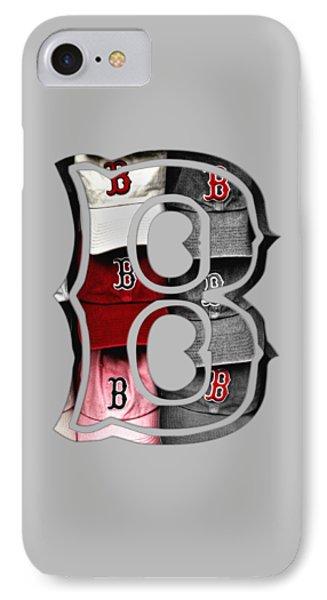Boston Red Sox B Logo IPhone Case