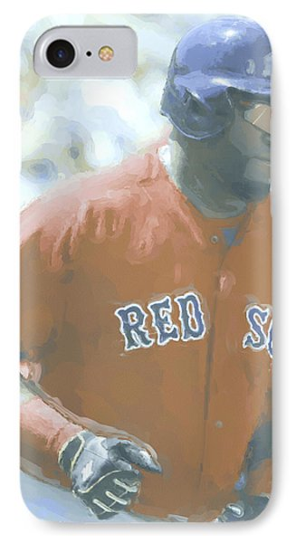 Boston Red Sox David Ortiz 2 IPhone Case