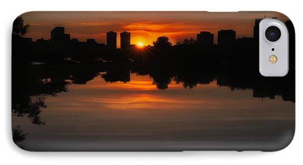 Boston Sunrise IPhone Case