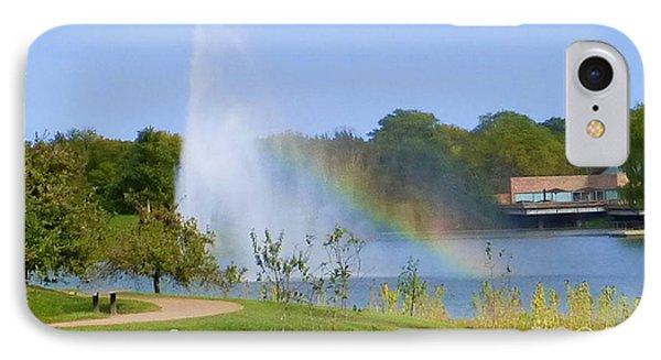 Botanic Rainbow IPhone Case by Kathie Chicoine