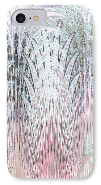 Botanical Weave IPhone Case by Ann Johndro-Collins