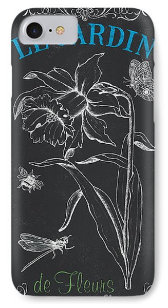 Botanique 2 IPhone Case by Debbie DeWitt