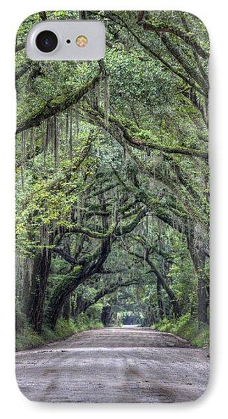 Botany Bay Country Road Phone Case by Dustin K Ryan