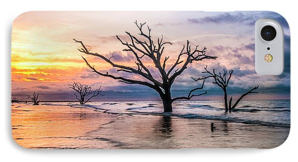 IPhone Case featuring the photograph Botany Bay Dawn by Phyllis Peterson