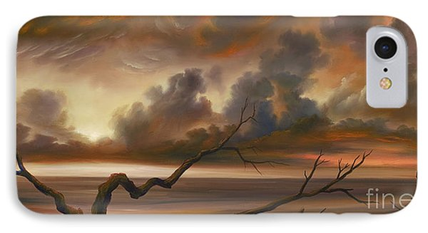 Botany Bay Phone Case by James Christopher Hill