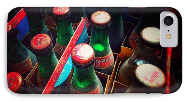 IPhone Case featuring the photograph Bottle Necks by Olivier Calas