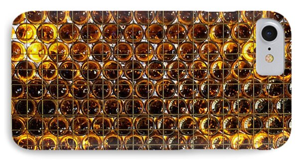 Bottles Of Beer On The Wall IPhone Case