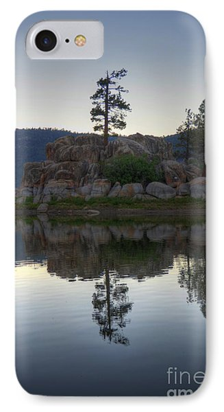 IPhone Case featuring the photograph Boulder Bay Reflections  by Kelly Wade