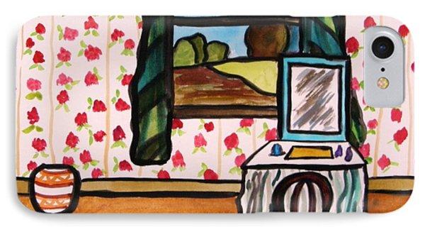 Boudoir Phone Case by John Williams
