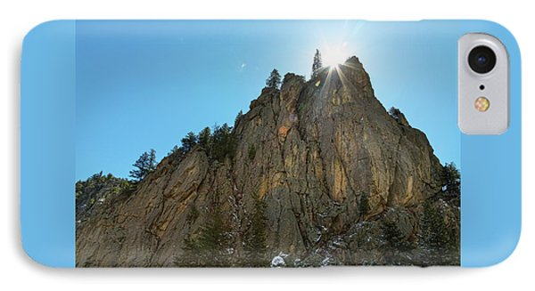 IPhone Case featuring the photograph Boulder Canyon Narrows Pinnacle by James BO Insogna