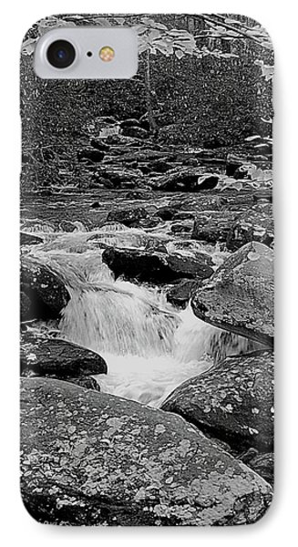 Boulder Creek Phone Case by DigiArt Diaries by Vicky B Fuller