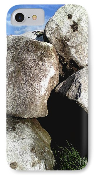 IPhone Case featuring the photograph Boulders by Rebecca Harman
