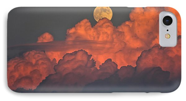 IPhone Case featuring the photograph Bouncing On Dreams by James Menzies