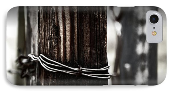 Bound  IPhone Case by Mark Ross