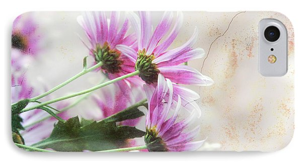 IPhone Case featuring the photograph Bouquet In Pink by Joan Bertucci
