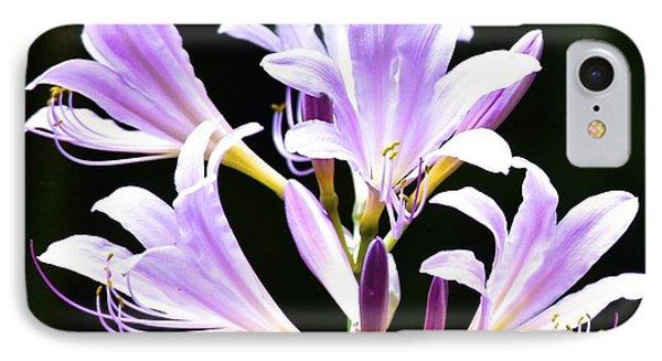 Bouquet In The Dark IPhone Case