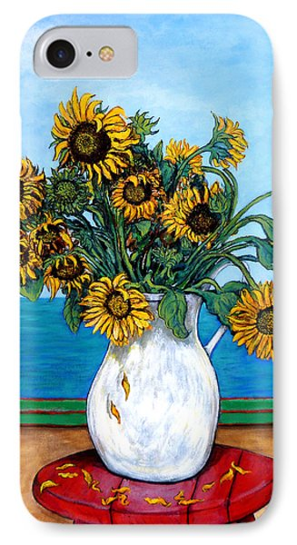 Bouquet Of Beauty Phone Case by Tom Roderick