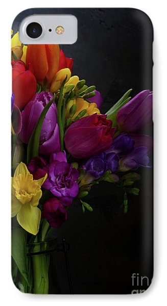 Flowers Dutch Style IPhone Case by Anastasy Yarmolovich