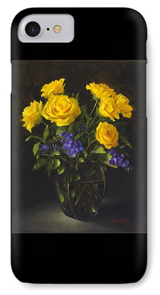 Bouquet Of Sunshine IPhone Case