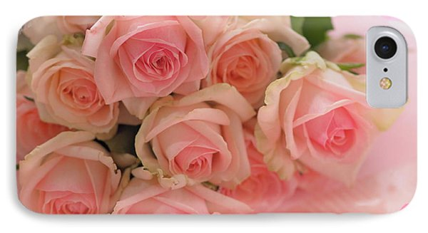 Bouquet Of Sweetness IPhone Case by Rachel Mirror