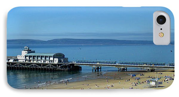 Bournemouth Pier Dorset - May 2010 IPhone Case