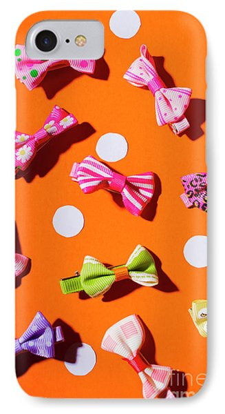 IPhone Case featuring the photograph Bow Tie Party by Jorgo Photography - Wall Art Gallery
