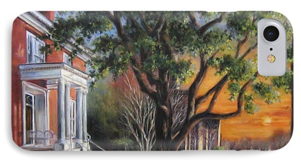 Bowden Armistead House IPhone Case by Gulay Berryman