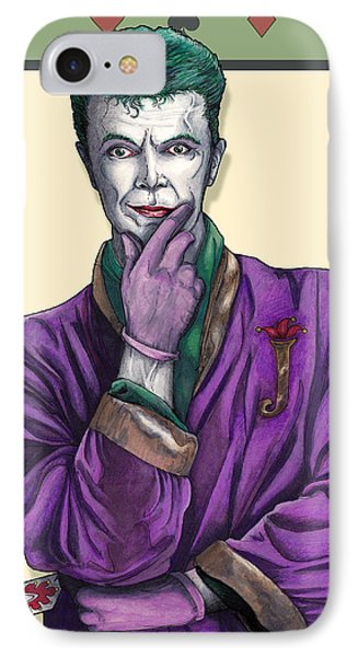 Bowie Joker IPhone Case