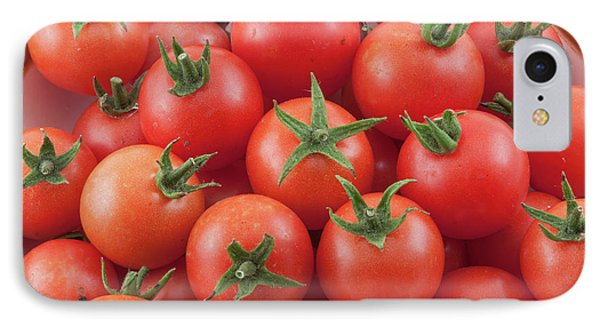 IPhone Case featuring the photograph Bowl Of Cherry Tomatoes by James BO Insogna
