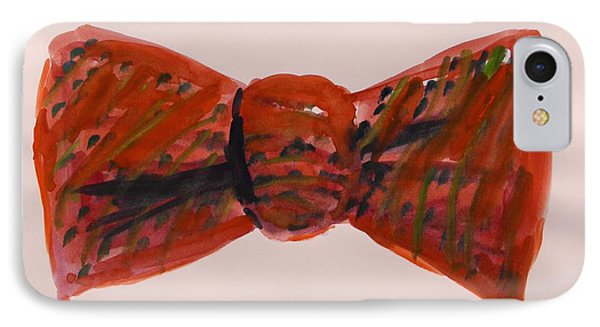 Bowtie 1 IPhone Case by John Williams